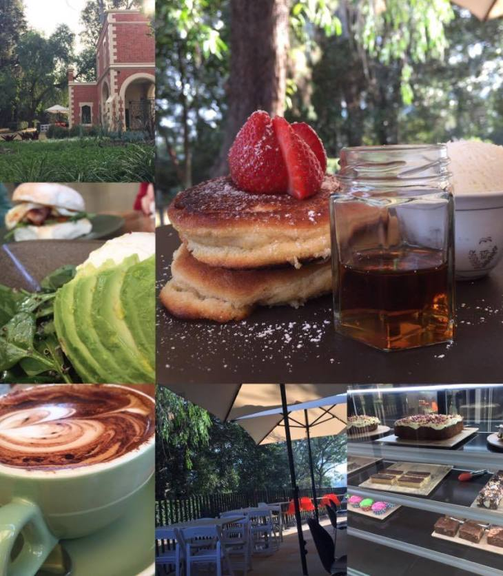 The Groundskeeper Cafe - feature