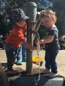 The Domain Creek Playground, Parramatta Park