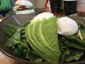 The Groundskeeper Cafe Parramatta Avocado breakfast