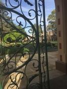 The George street gatehouse, Parramatta Park