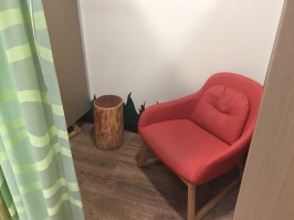 Rouse Hill Town Centre feeding rooms