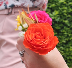Mini bouquet, to brighten up someones day
