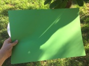 Green cardstock (A3+)